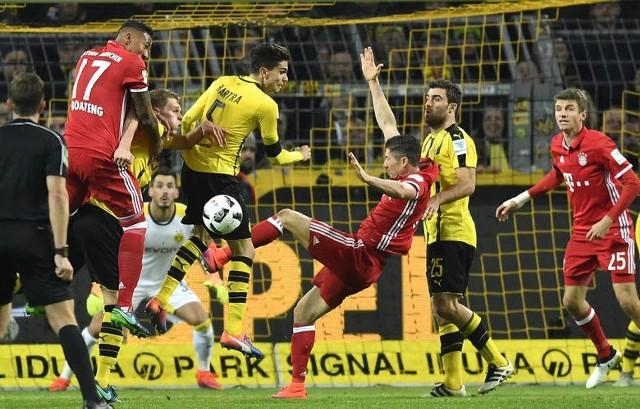Mecz Borussia Bayern 1:0