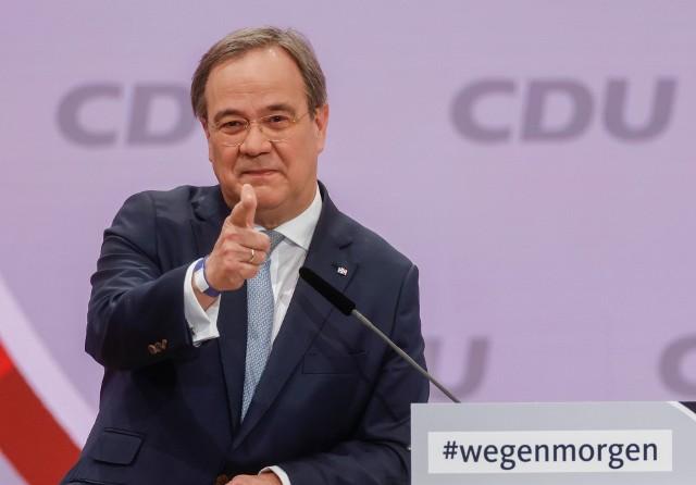 Armin Laschet został szefem CDU. Czy obejmie po kanclerz Angeli Merkel stanowisko kanclerza Niemiec?