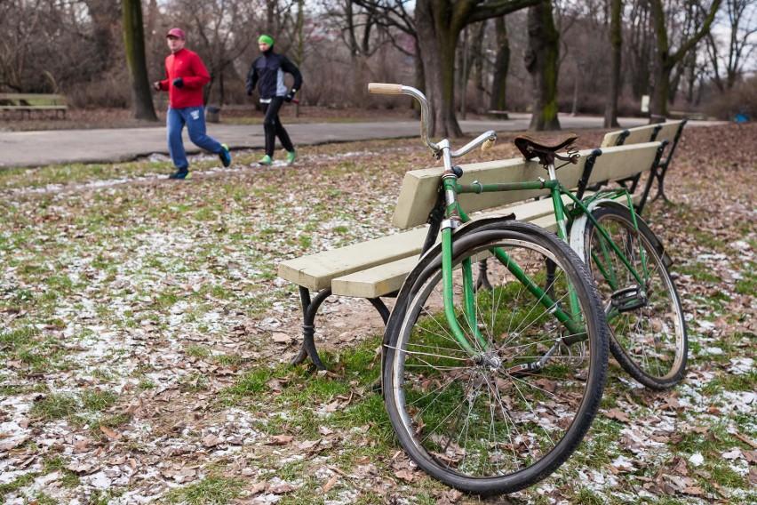 Zbiórka rowerów w Łodzi. Franciszkanin zbiera rowery dla dzieci ze świetlicy środowiskowej