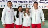 Nasi zawodnicy wylecieli na 7. Światowe Wojskowe Igrzyska do Wuhan. Będą walczyć o medale dla Polski [ZDJĘCIA]