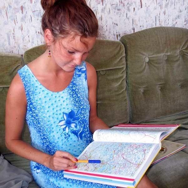 - Na Wschód trafiają z Polski nauczyciele, którzy czują powołanie do swojego zawodu. To pozwala przetrwać niewygody - tłumaczy Agnieszka Kunda.