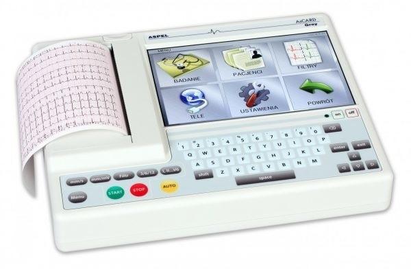 W ramach wsparcia gmina zakupiła urządzenia: aparat EKG, lampę do naświetlań światłem podczerwonym na potrzeby fizjoterapii i nowoczesne, elektrycznie sterowane łóżko szpitalne.