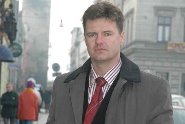 Bogdan Wyczałkowski nie chce komentować sprawy, dopóki nie zajmie się nią sąd.