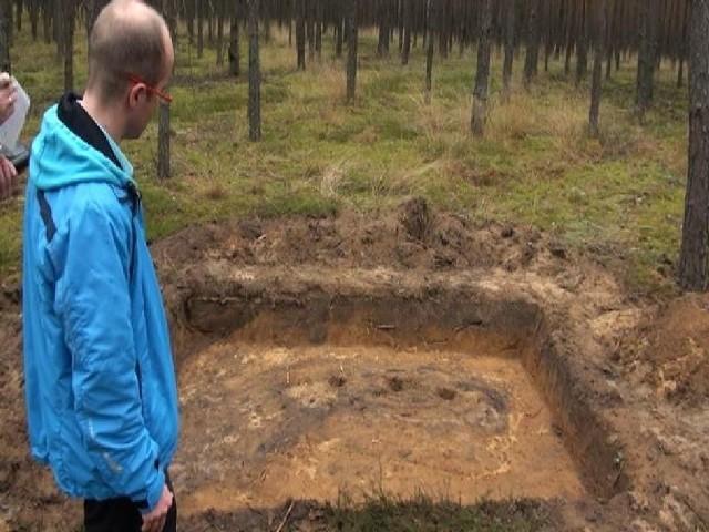 Ciało Zygmunta K. udało się odnaleźć dopiero dzięki ekipie archeologów z UMK