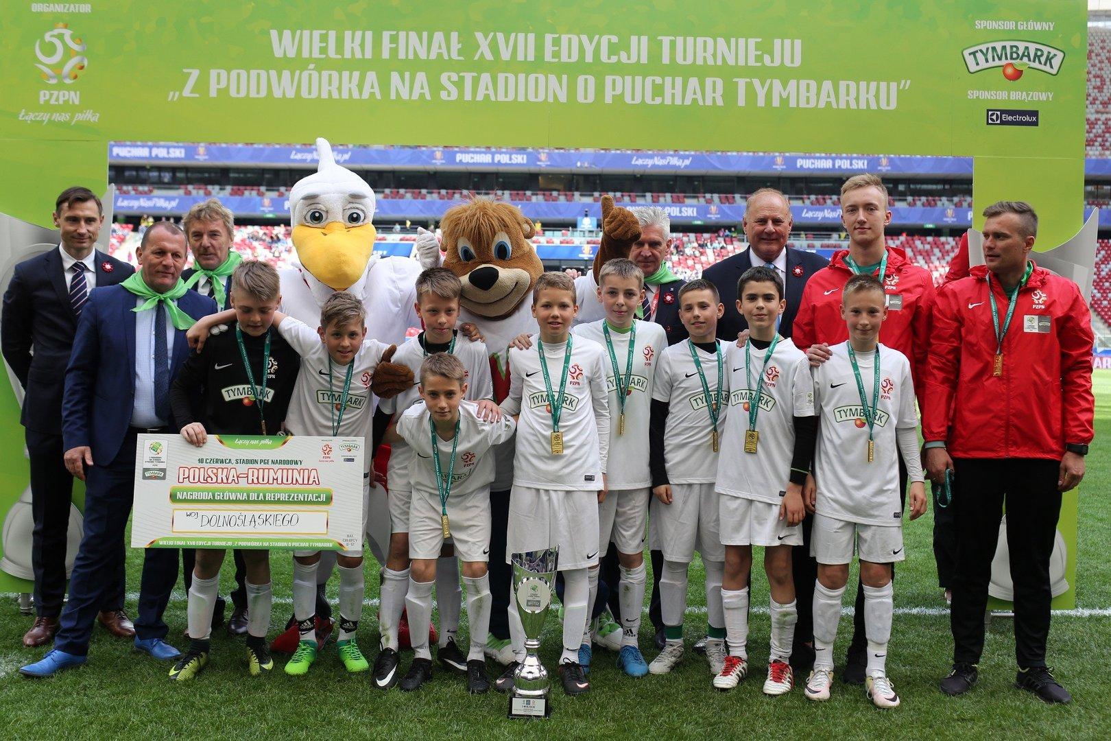 d18640185 SP 45 z Wrocławia wygrała Puchar Tymbarku! | Gazeta Wrocławska