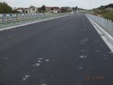 Droga Białystok - Łapy: Dwupasmówka będzie gotowa już na początku listopada (zdjęcia)