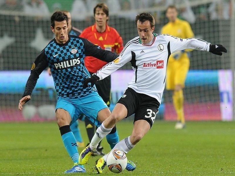 2c41229c5 LE: Legia Warszawa - Sporting Lizbona 2:2. Dramatyczna końcówka ...