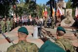 Pamiętamy o tych, którzy życie spędzili na Syberii. Ulicami Białegostoku przeszedł 19. Międzynarodowy Marsz Pamięci Zesłańców Sybiru