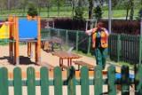 Place zabaw w Łomży czyste i bezpieczne