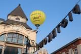 Balony nad Łodzią! Wszystko w ramach 598. Urodzin Łodzi. ZDJĘCIA