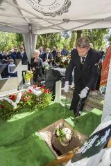 Rodzina i przyjaciele pożegnali Henryka Sarneckiego