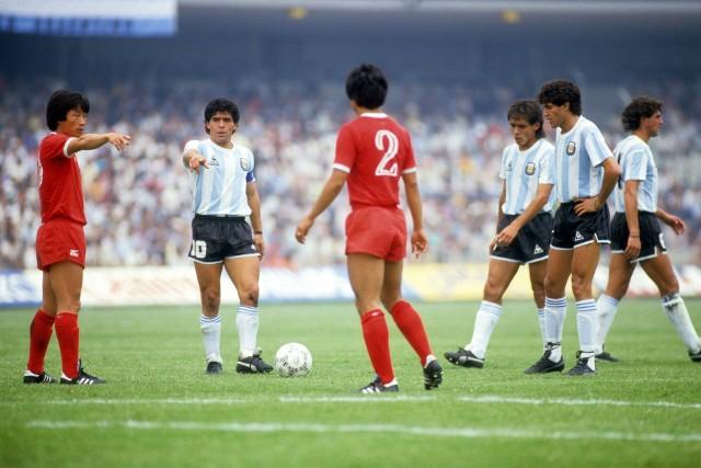 Tak Diego Maradona strzelił Polsce jedynego gola. Kogo pokonał?