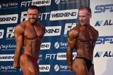 Gwiazdy kulturystyki i  fitness w Targach Kielce. Zobaczcie pięknie wyrzeźbione ciała naszych zawodników [ZDJĘCIA]