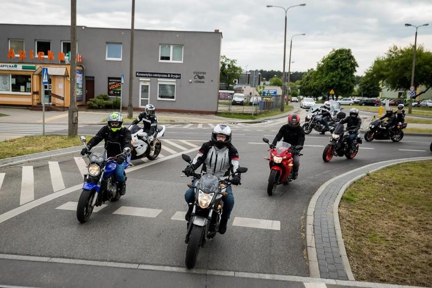 1 czerwca bydgoscy motocykliści zorganizowali Dzień Dziecka...