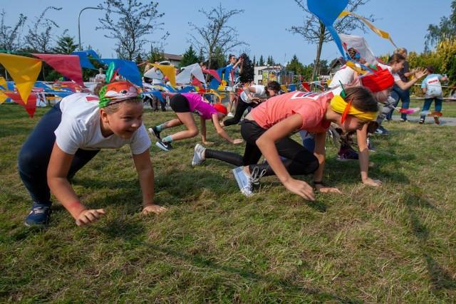 Ponad pół tysiąca Walecznych Dzieciaków wystartowało w biegu na Osowej Górze w Bydgoszczy - zdjęcia.