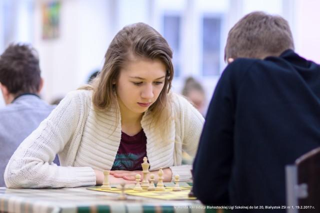 Białostoccy uczniowie mają za sobą szóstą rundę ligi szkolnej
