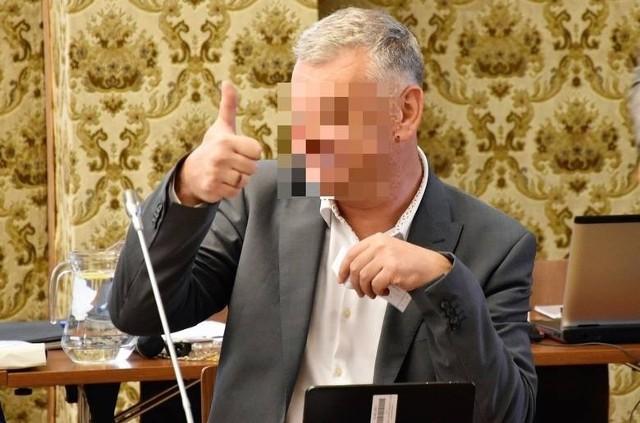 Arkadiusz Sz. zasiada w radzie miejskiej Opola. Jeśli wyrok sadu w Nysie zostanie podtrzymany, straci mandat