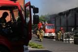Pożar w Chorzowie. Martwy mężczyzna na pogorzelisku mógł zginąć od strzału