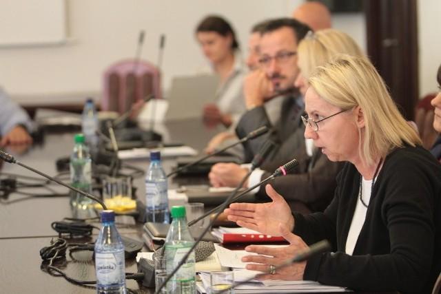 Atmosfera na wtorkowej komisji edukacji była gorąca