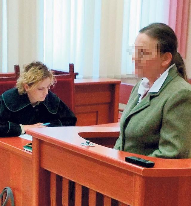 - Nie chciałam nikomu wyrządzić krzywdy - zeznała urzędniczka z Urzędu Gminy w Brzyskach.