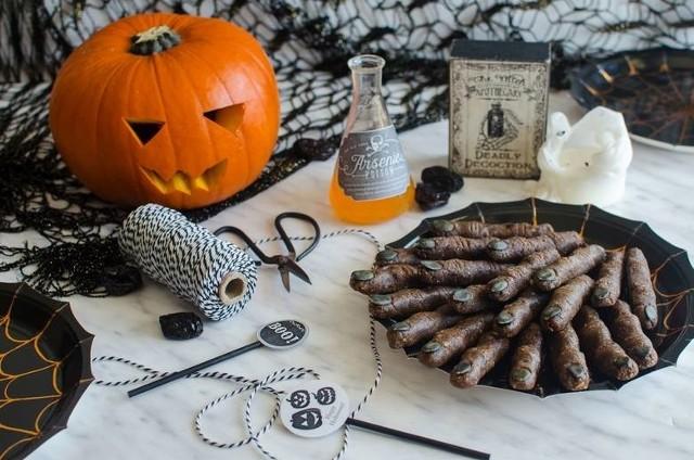 Straszne przekąski na Halloween? Zobaczcie nasze propozycje!