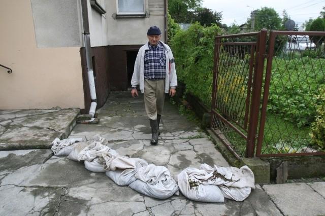 Powódź w Goczałkowicach