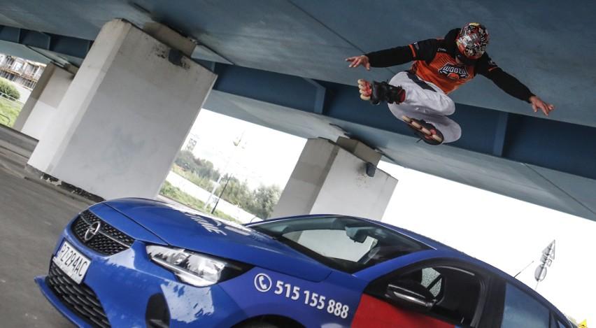 W niedzielę na parkingu Podpromie w Rzeszowie otwarto Slalom...