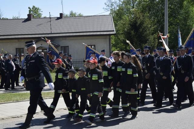 W sobotę, 5 maja, odbył się Miejsko-gminny Dzień Strażaka w Żelaznej. Podczas uroczystości odznaczenia otrzymali członkowie młodzieżowych drużyn pożarniczych. W obchodach Dnia Strażaka wzięły udział jednostki OSP z terenu gminy Skierniewice i Skierniewic.
