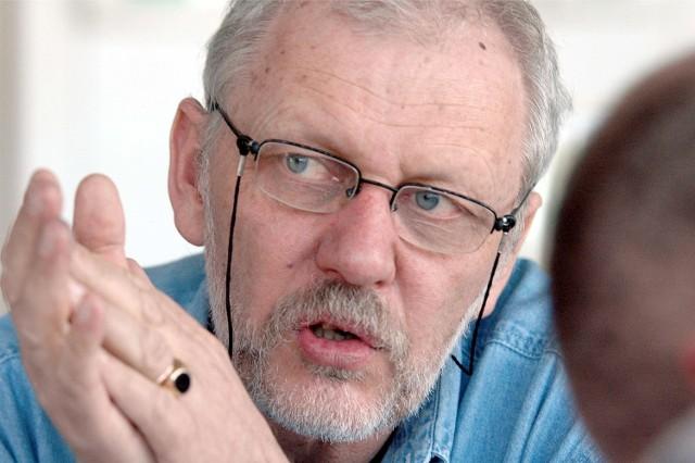 Profesor Krzysztof E. Skóra jest uznanym ichtiologicznym autorytetem i twórcą słynnego helskiego fokarium