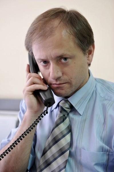 Marcin Miąsik, dyrektor wydziału gospodarki komunalnej Urzędu Miasta Rzeszowa.