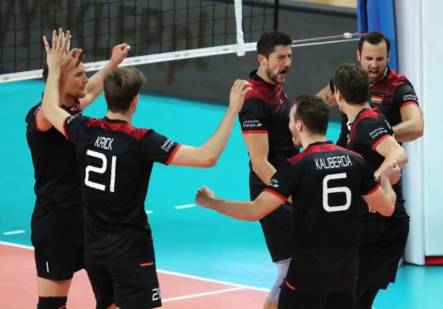 Niemcy lepsi od Włochów w grupie B Mistrzostw Europy siatkarzy.