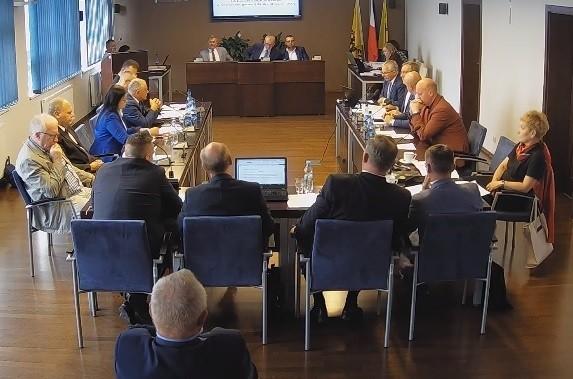 Sesja Rady Powiatu Bytowskiego