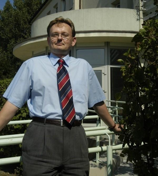 - Z budową ruszymy w przyszłym roku - mówi dyrektor Grzegorz Balawajder.