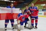 Hokeistki z Katowic zostały mistrzyniami Słowacji [ZDJĘCIA]