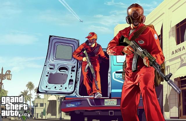 Grant Theft Auto VGrand Theft Auto V: Premiera na wiosnę