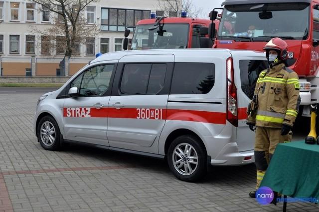 W grudniu 2020 roku PSP we Włocławku otrzymała nowe auto marki Ford Tourneo, którego zakup sfinansowano z budżetu miasta. Cena auta to około 100 tys. zł