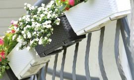 Piękne I Praktyczne Doniczki Na Balkon Jakie Są Modne W