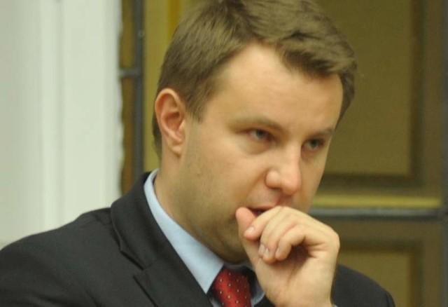 Arkadiusz Wiśniewski odpowiada Platformie Obywatelskiej.