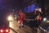 Pożar na Miedzianej w Łodzi. Ewakuowanych kilkadziesiąt osób. Ranni dorośli i dzieci [ZDJĘCIA, FILM]