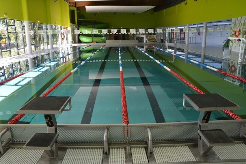 Otwarcie basenu w Sulechowie w nowym reżimie sanitarnym