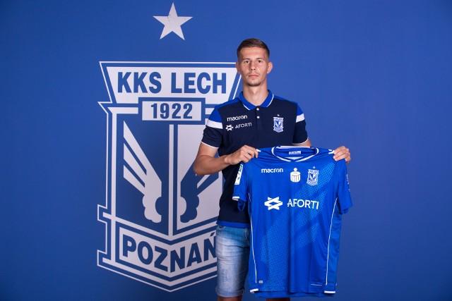 Lubomir Satka jest trzecim piłkarzem Lecha Poznań powołanym do reprezentacji
