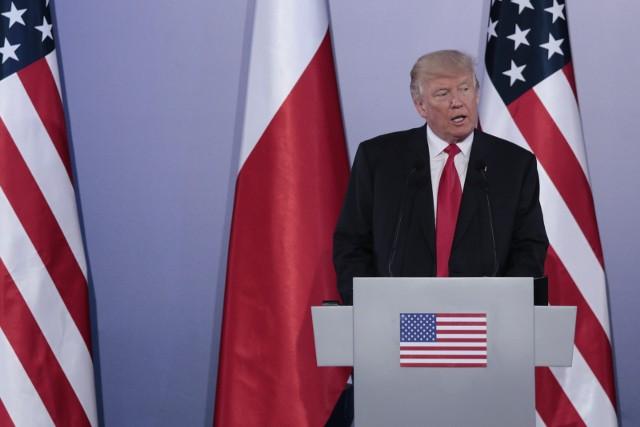 USA wycofują się z porozumienia klimatycznego. Donald Trump zapowiadał to już ponad dwa lata temu.