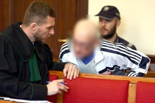 64-latek dopuścił się zbrodni na 25-latce, bo - zdaniem śledczych - chciał wrócić do więzienia