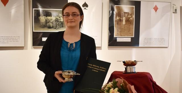 Bibliotekarzem Roku 2020 została Ewa Boruch, kierowniczka filii numer 16.