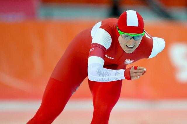 Natalia Czerwonka zajęłą 5. miejsce na 1500 m