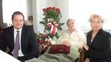 Łucja Ciechanowska z Dopiewa skończyła sto lat