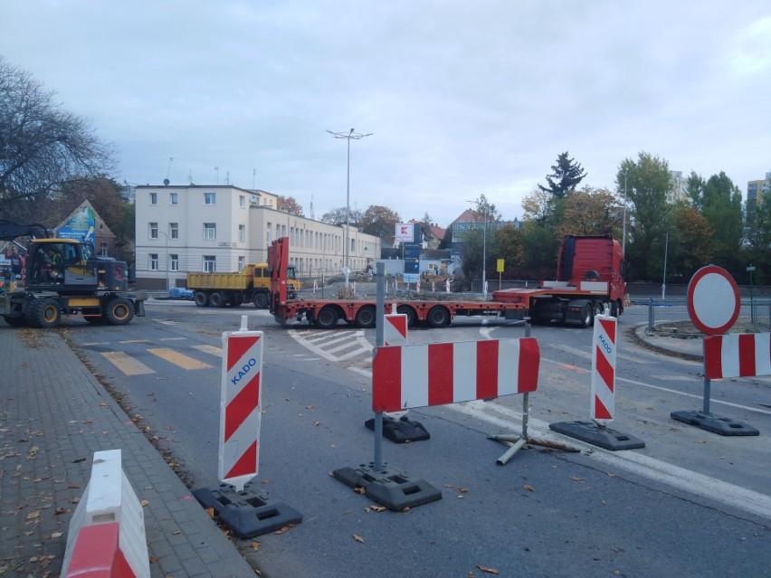 Uwaga! U zbiegu ulic Sienkiewicza i Wrocławskiej w Zielonej...