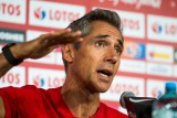 """El. MŚ 2022. Paulo Sousa: """"Nie ma mowy o oszczędzaniu się przed meczem z Albanią"""""""
