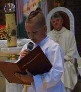 Pierwsza komunia św. 2020 w parafii bł. Karoliny w Tychach zakończona ZDJĘCIA