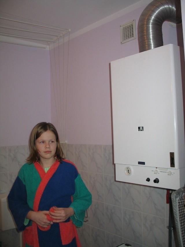 Ola Murat już jest w domu. Jej rodzice boją się, że w łazience znów może dojść do nieszczęśliwego wypadku.